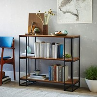 Grid Frame Bookcase - Short