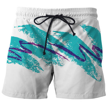 Paper Cup Board Shorts