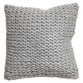 H&M Chunky-knit Cushion Cover $29.99