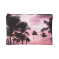 Hawaiian Sunset Makeup Bag