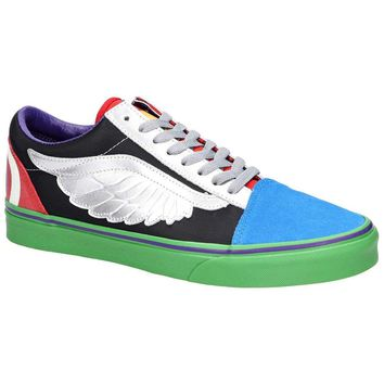 Vans Marvel Exclusive Edition Shoes
