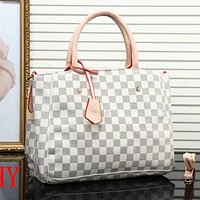 LOUIS VUITTON LV Women Fashion Handbag Satchel Crossbody Shoulder Bag