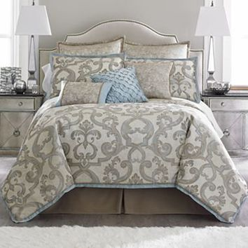Cadiz 7-pc. Comforter Set & Accessories