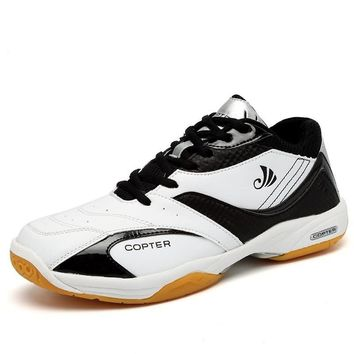 Man Tennis Shoes Cushion Sneakers Men Outdoor Gym Tennis Shoes Table Tennis Volleyball Anti Slip Shoes Tennis Training Shoes