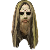 Rob Zombie Men's Rob Zombie Mask Black