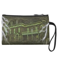 Haunted House Barton Mansion Wristlets