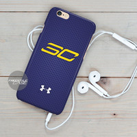 Code SC For Stephen Curry   iPhone Case Cover Series