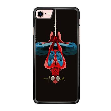 Spiderman Black iPhone 7 Case