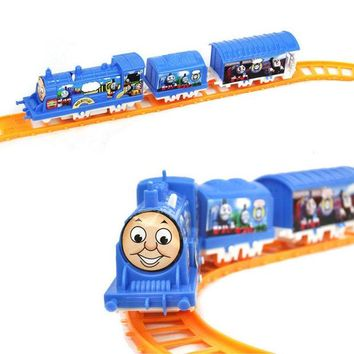 DCCKL72 Thomas Train Electric Railway Rail Track Train Thomas And Friends Boy Toy Car Hot Wheels Cars Machines Kids Toys for Children