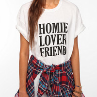 Work It Homie Lover Friend Boyfriend Tee