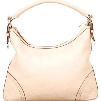 Gucci Signoria Leather Large 4896 Hobo Bag (Authentic Pre-owned)