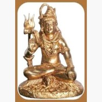 Seated Shiva Statue
