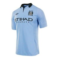 Manchester City Shirt Home 2013