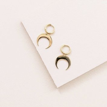 Dangling Dreams 14K Earrings