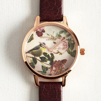 Tick Tock Goes the Flock Watch by Olivia Burton from ModCloth