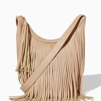 Sunnymead Fringe Bucket Bag | Fashion Handbags | charming charlie