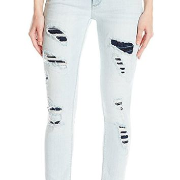 Lucky Brand Lolita Capri Jeans Bridge City