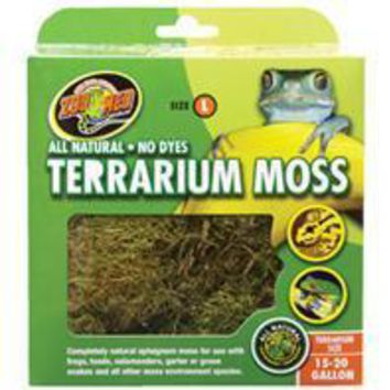 Zoo Med Laboratories Inc - Terrarium Moss