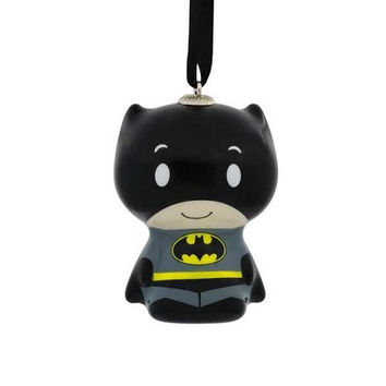 Decoupage Figural Itty Bitty Batman™ Ornament