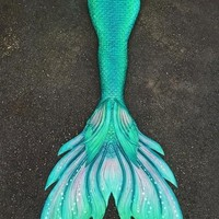 Customized Mermaid Tail for Swimming Swimsuit Tail and Fins