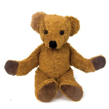 Kallisto Organic Brown Teddy Bear