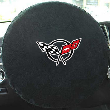C5 Corvette Seat Armour Steering Wheel Cover