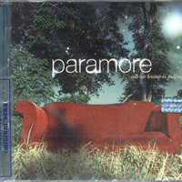 PARAMORE ALL WE KNOW IS FALLING SEALED CD NEW