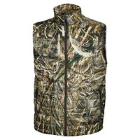 Drake Waterfowl Men's MST Synthetic Camo Down Pac Vest