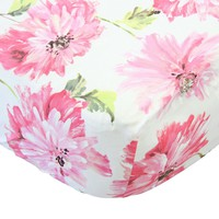 Tallulah Pink - Crib Sheet