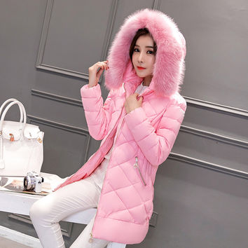 Womens Winter Jackets And Coats Manteau Femme Winter Jacket Women Coat Women Coat Short Casaco Feminino Abrigos Fashion #002