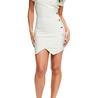 Missguided Sweetheart Off the Shoulder Minidress | Nordstrom