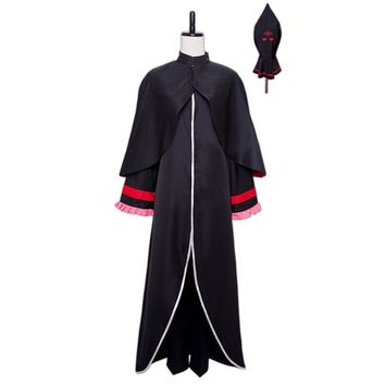 Re:Life In A Different World From Zero Witch Cosplay Costumes Cosplay Cloak, Perfect Custom for You !