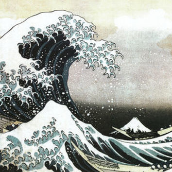The Great Wave off Kanagawa, c. 1829 Prints by Katsushika Hokusai at AllPosters.com