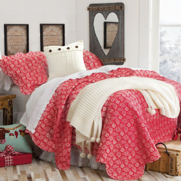 Snowflake Bedding Collection