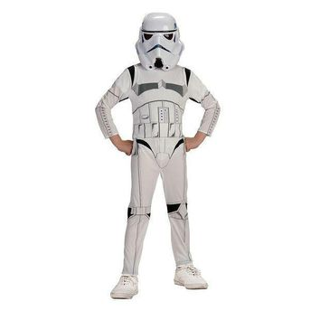 Star Wars Storm Trooper Costume   Boys (blue)