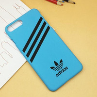 Fashion sports light blue phone case for iphone 4 4s 5 5s 6 6s 6plus 6s plus 7 7plus