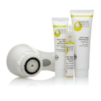 Buy CLARISONIC White Clarisonic Mia Juice Beauty Set ($157 Value!) Online at Beauty.com