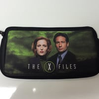 X Files Pouch / Pencil Case