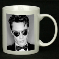 Gossip Girl Chuck Bass Mr ed Hot For Ceramic Mugs Coffee *