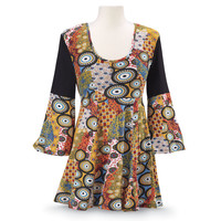 Life Cycle Tunic - Women's Clothing & Symbolic Jewelry – Sexy, Fantasy, Romantic Fashions