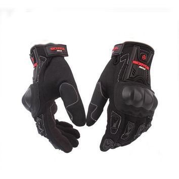 Motorcycle Gloves Cycling Racing Riding Protective Gloves Motocross Gloves