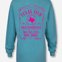 Texas Tech Pride of the South State Label Long Sleeve Shirt