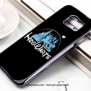 Harry Potter Deathly Hallows Expecto Patronum Samsung Galaxy S6 and S6 Edge Case