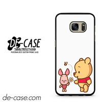 Winnie De Pooh And Piglet Cute DEAL-11941 Samsung Phonecase Cover For Samsung Galaxy S7 / S7 Edge