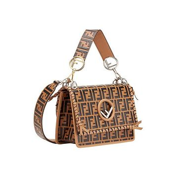 Fendi FF Medium Kan I Bags