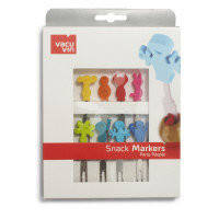 Vacu Vin Party People Glass Markers, Set of 12 at Sur La Table