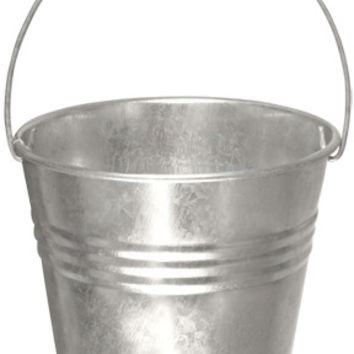 Galvanized Tin Pail - Miniature - *FREE SHIPPING*