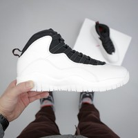 "KUYOU AIR JORDAN 10 ""IM BACK"""