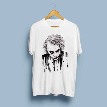 The Joker - High Quality Tshirt men,women,unisex adult