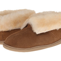 Minnetonka Sheepskin Ankle Boot Golden Tan - Zappos.com Free Shipping BOTH Ways